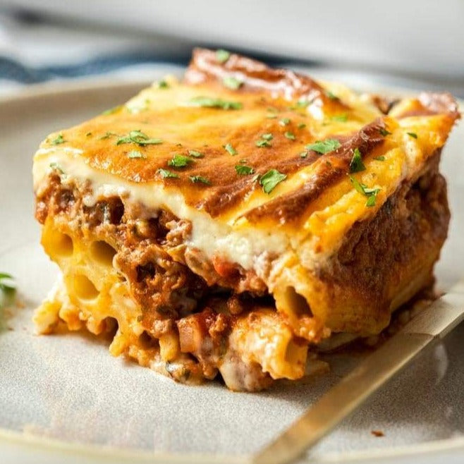 Authentic Greek Pastitsio