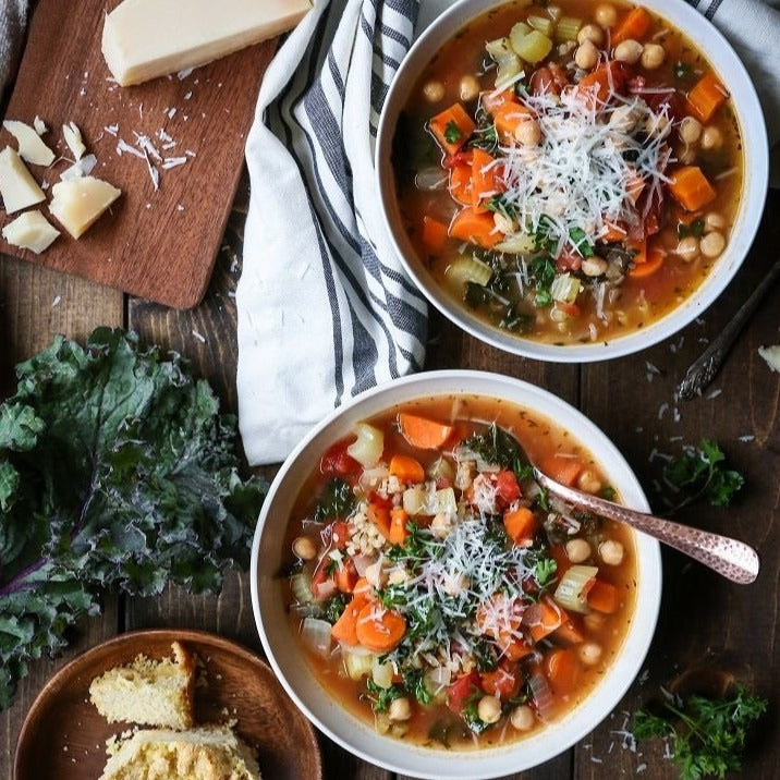 Minestrone healthy soup 1 Liter
