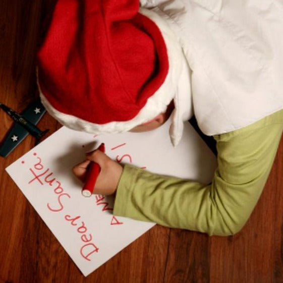 Letter to Santa Template (Digital Download)