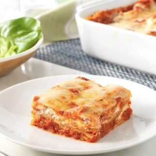 Gluten-free meat lasagna (2 portions)