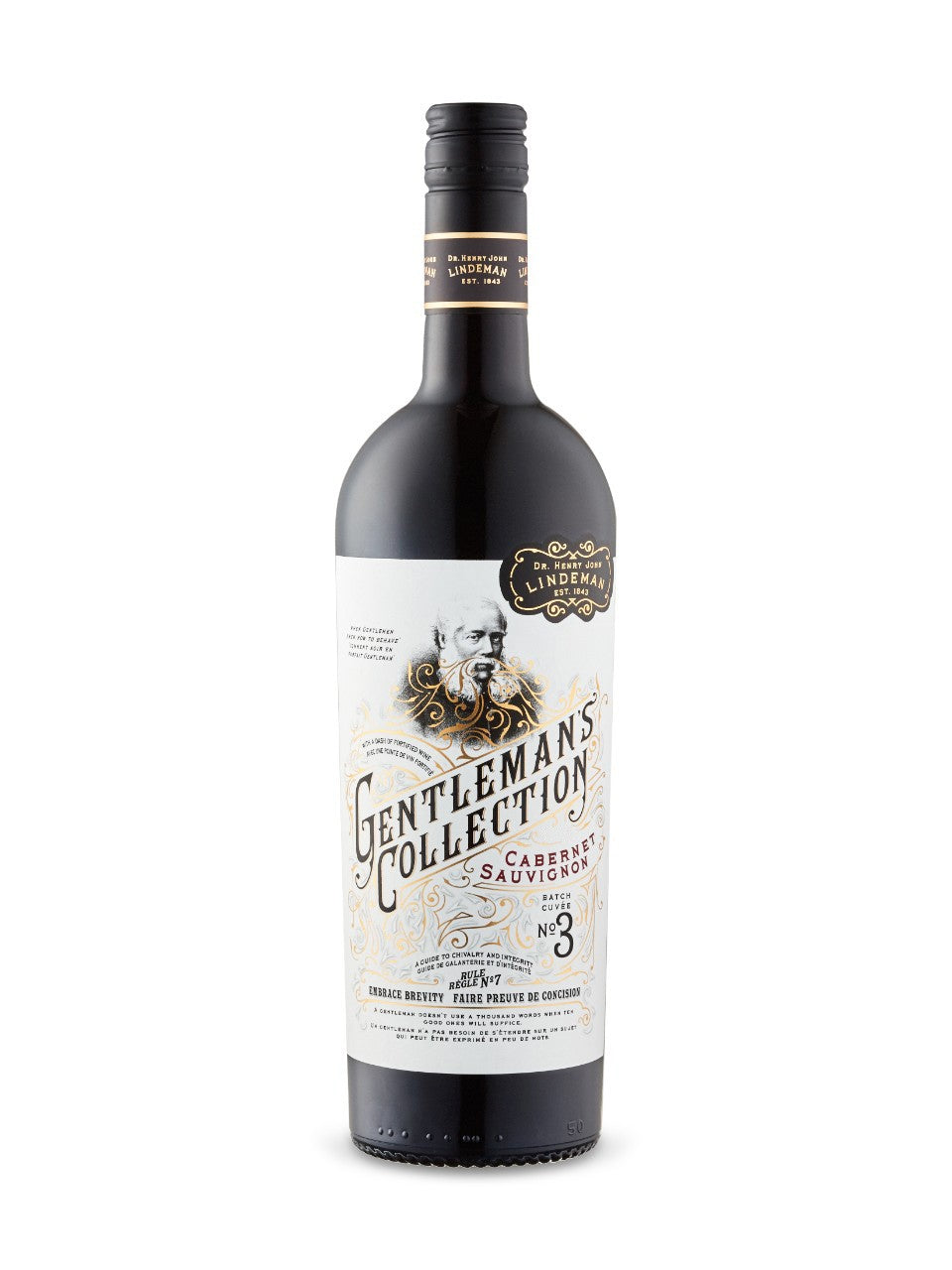 Cabernet Sauvignon, Lindeman's Gentleman's Collection, Australia, 2016