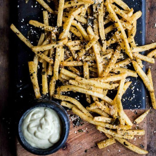 Fries with Mayonnaise