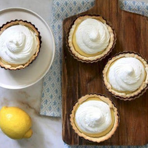 Small Lemon Pie