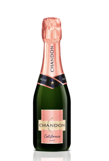 Chandon Brut Mini Rose 187 mL