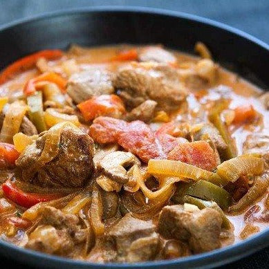 Braised Turkey Stew 1L