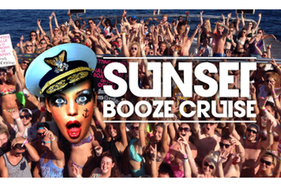 Sunset Boat Cruise - £50