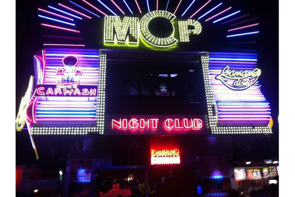 MCP One Night Pass - £30