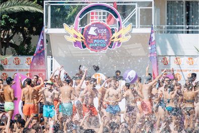 Kiss FM Pool Party - £45