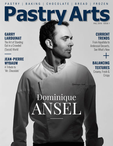 Issue 1: Dominique Ansel