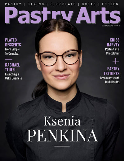 Issue 4: Ksenia Penkina