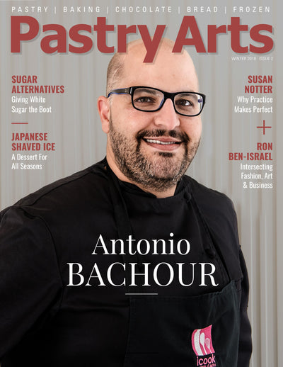 Issue 2: Antonio Bachour