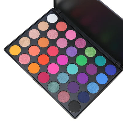 Colour Magic 35 Shade Eyeshadow Palette