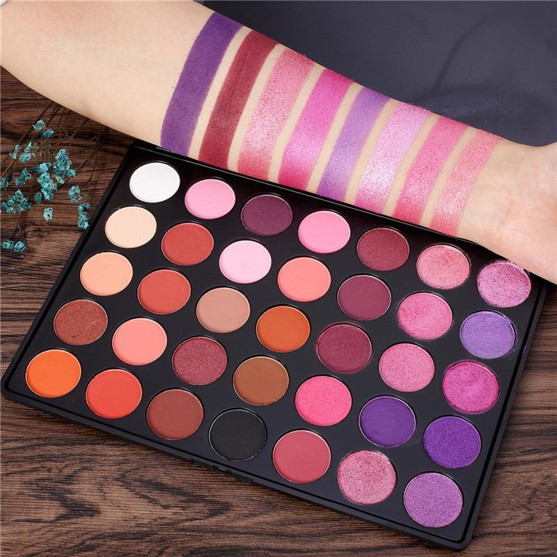 Pink Tint 35 Shade Eyeshadow Palette