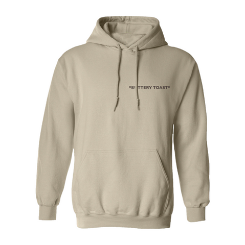 Buttery Toast Hoodie - shopthenightshift