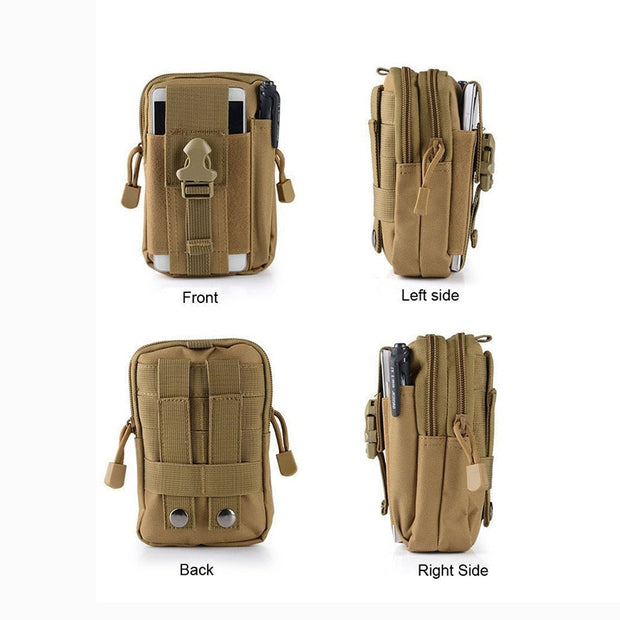 Tactical Waist Belt Bag