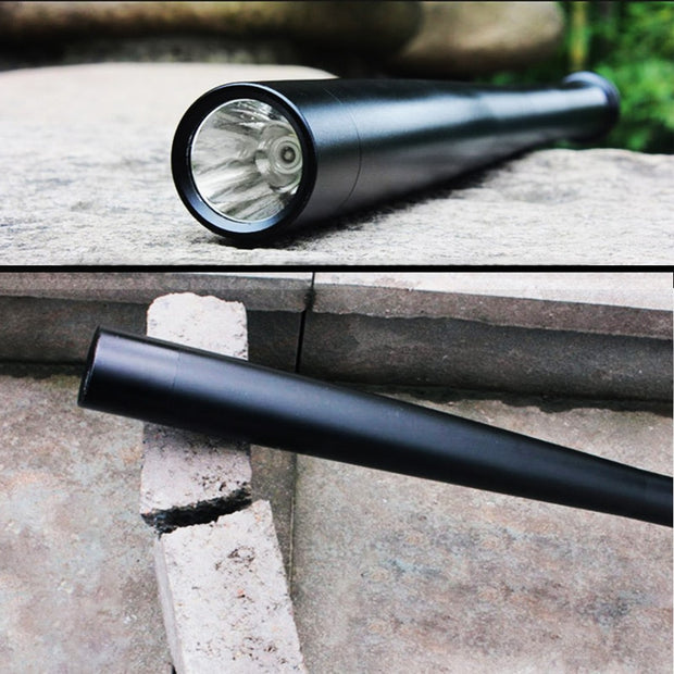 Self Defense Flashlight Bat