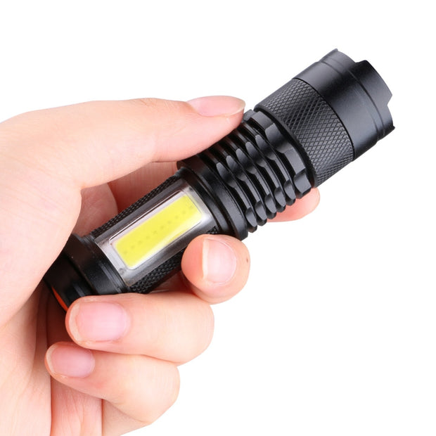 Mini LED Outdoor Torch