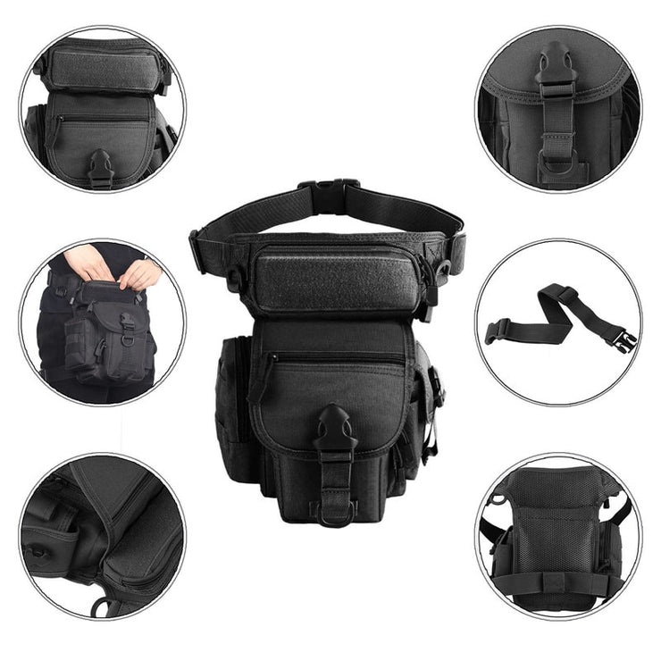 Outdoor Drop Leg Pouch