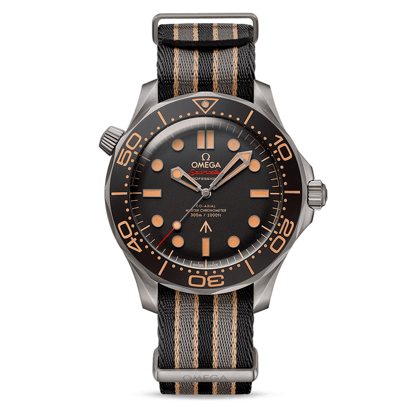Seamaster Diver 300M Co-Axial Master Chronometer 42MM 007 Edition