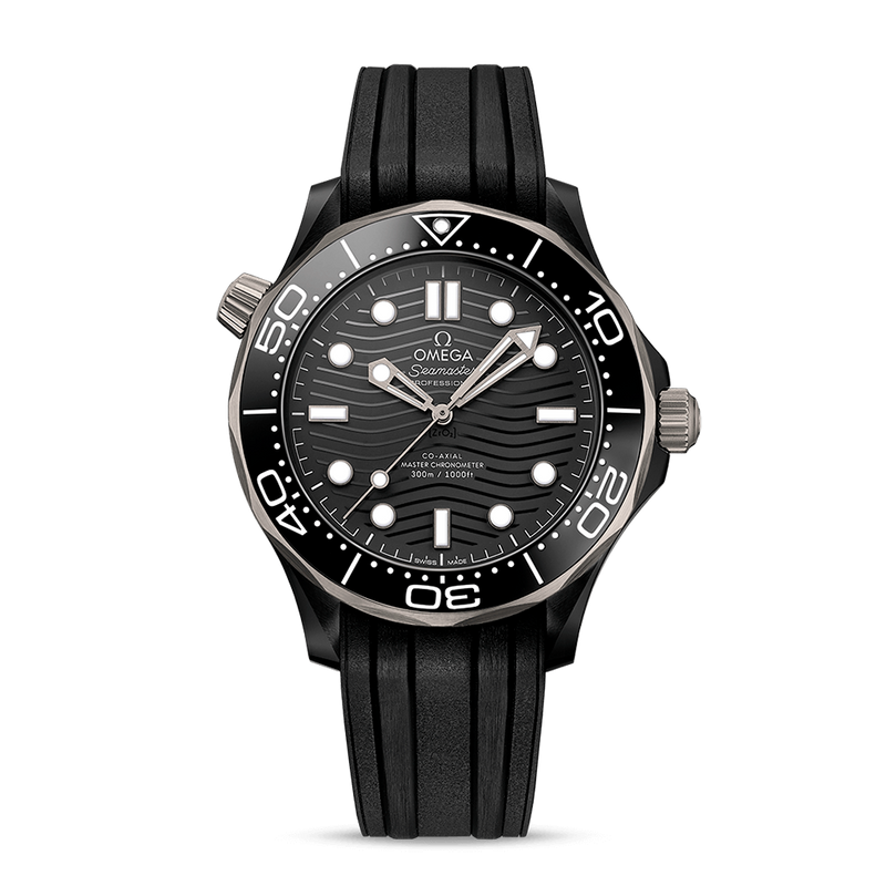 Seamaster Diver 300m Co-Axial Master Chronometer 43.5mm