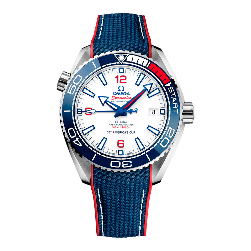 Seamaster Planet Ocean 600m Co-Axial Master Chronometer 43.5mm America's Cup
