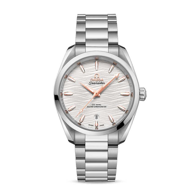 Seamaster Aqua Terra 150m Co-Axial Master Chronometer Femenino 38mm