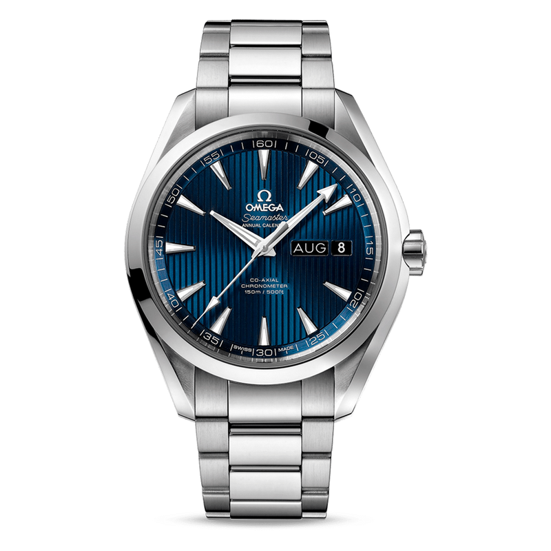 Seamaster Aqua Terra 150M Co-axial Annual Calendar 43mm