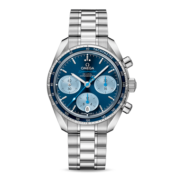 Speedmaster 38 Co-Axial Chronograph 38mm Orbis Edition