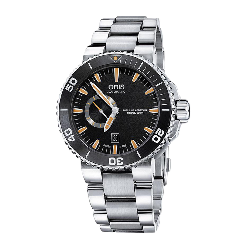 Aquis Small Second & Date