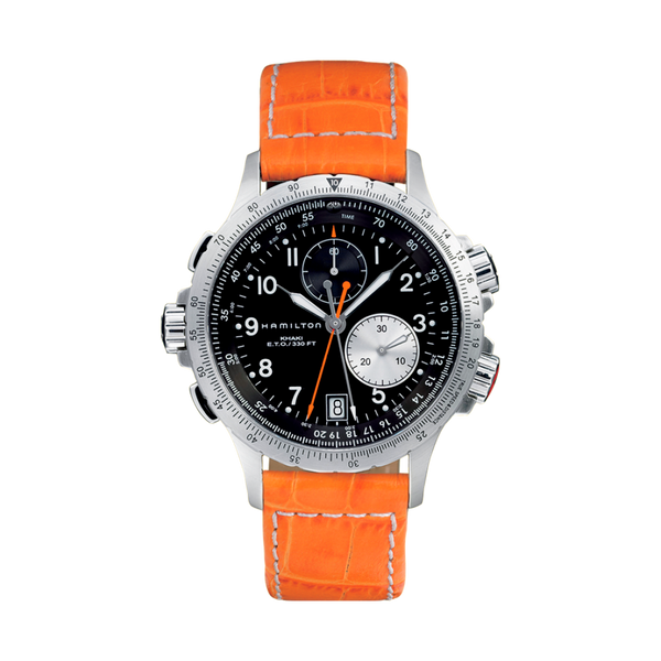 Khaki Aviation Eto Chrono Quartz
