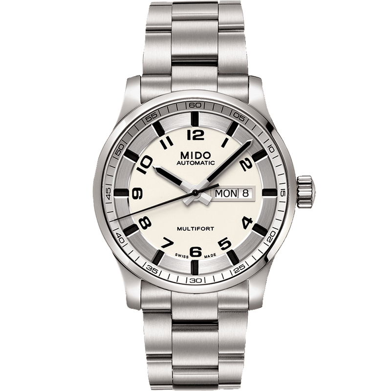 Multifort Automatic Day & Date