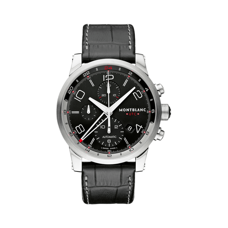 Timewalker Chronograph UTC