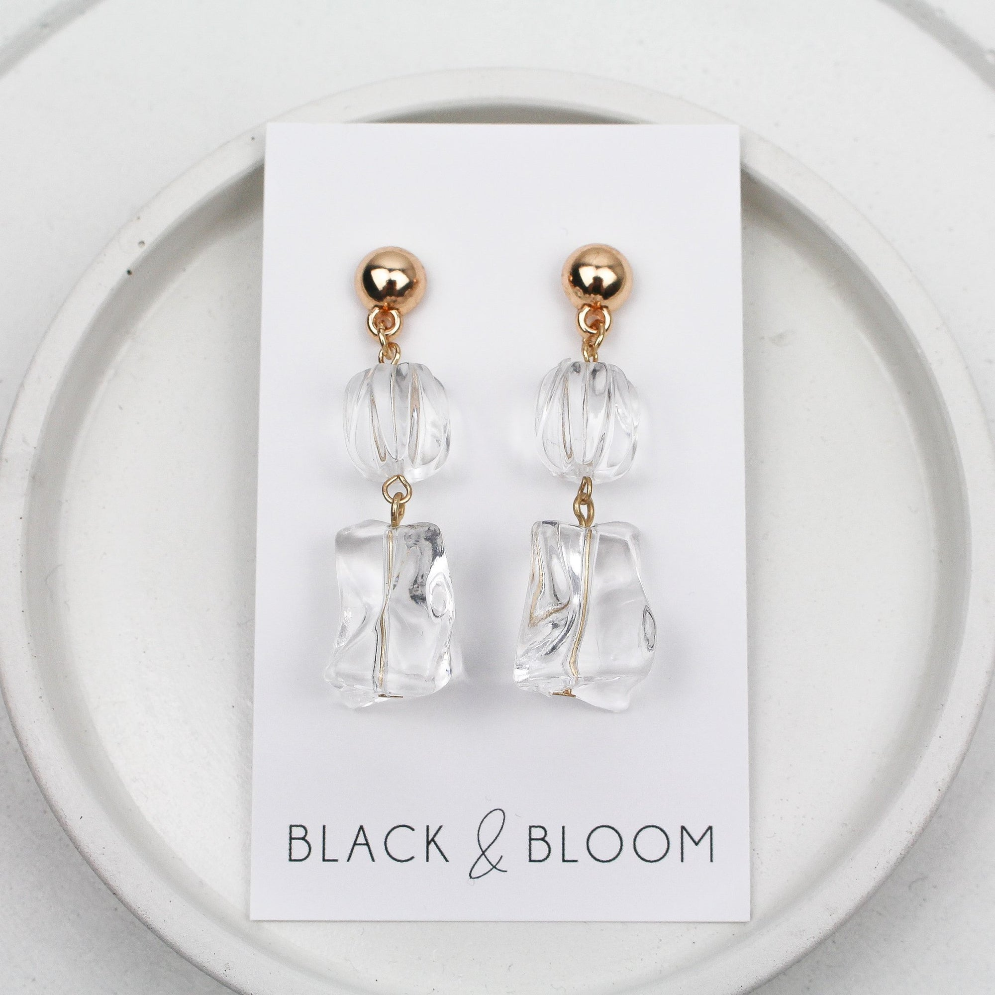 Black & Bloom Ebony