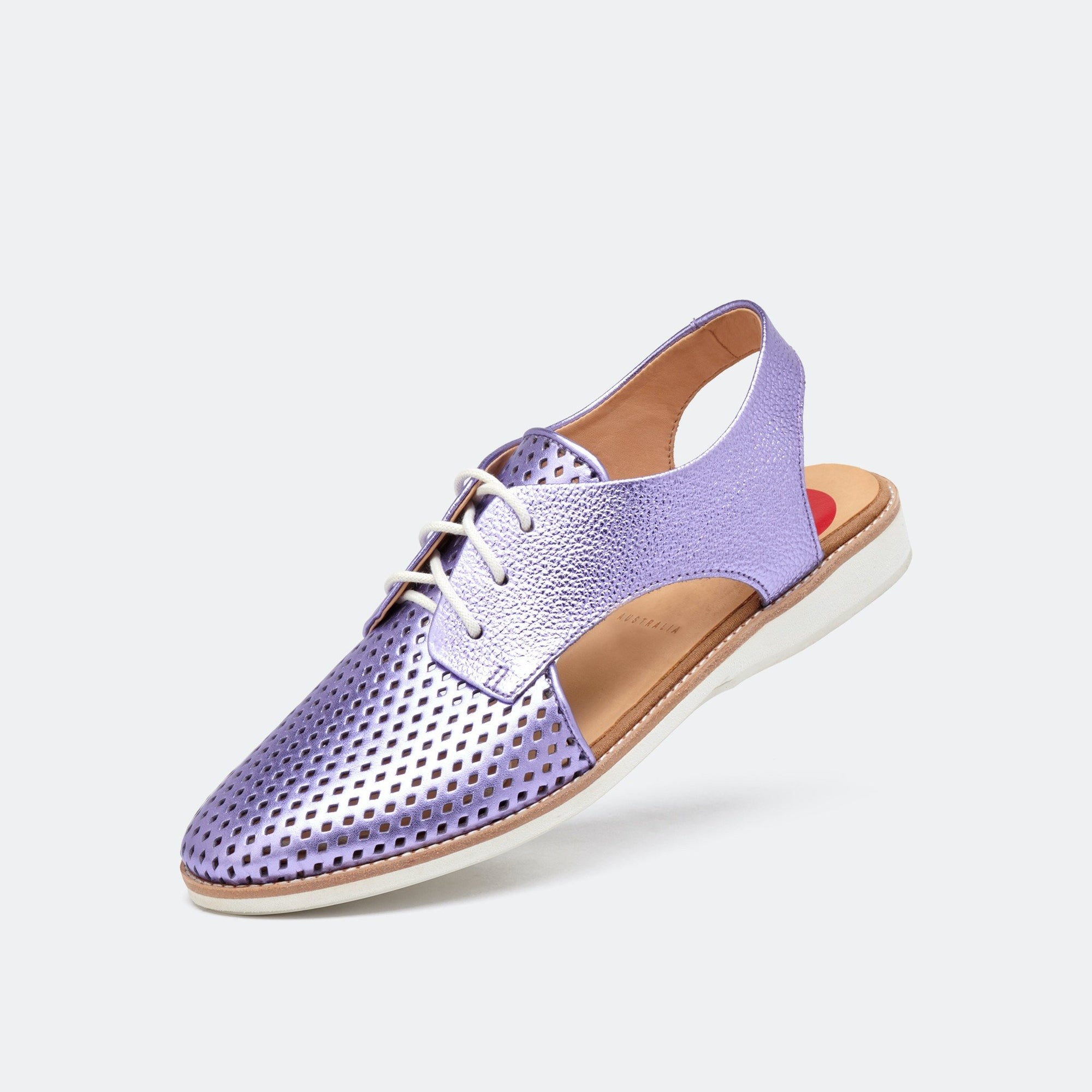 Rollie Slingback Punch Lilac