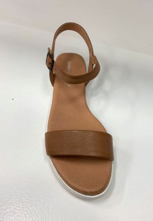 D&J Marylee Dark Tan