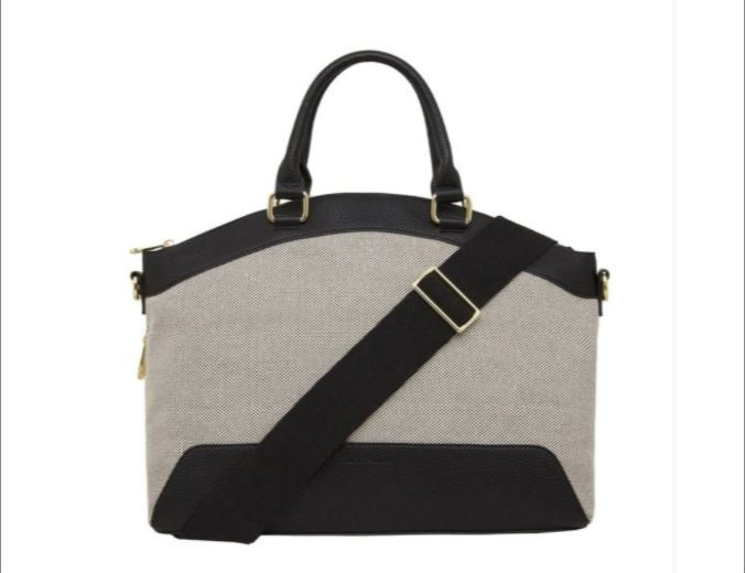 Elms King Bronte Work Bag Black