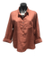Worthier Linen Shirt Rust