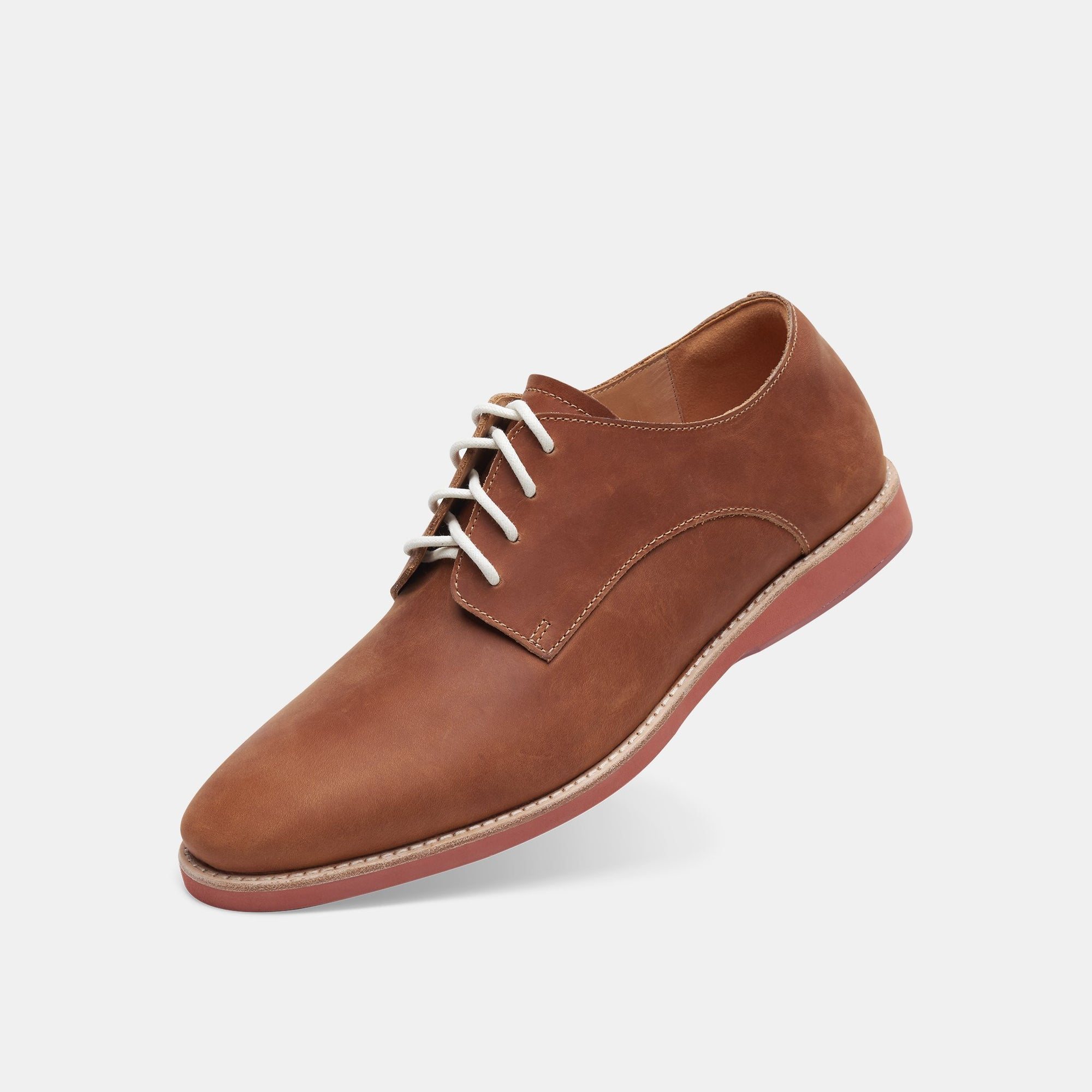 Rollie Mens Derby Cognac