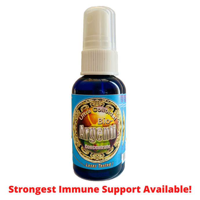 Strongest Immune Supplement Available