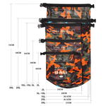 Outdoor Bag Camouflage Portable Rafting Diving
