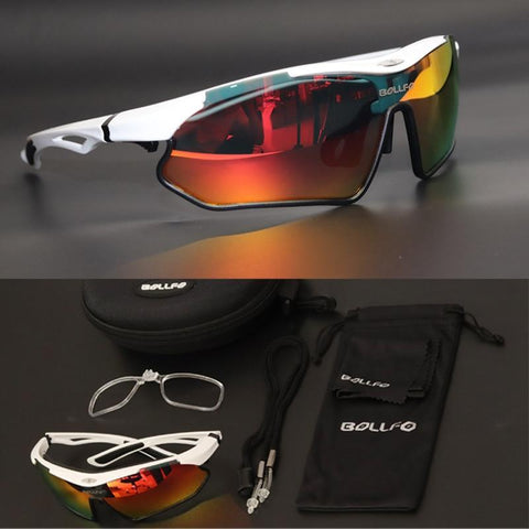 2020 Polarized Cycling Sunglasses