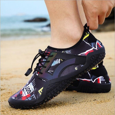 Quick dry Beach Five fingers Shoes