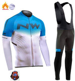 2020 Northwave Pro Team Winter Cycling Set