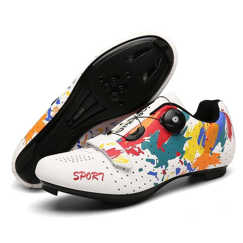 2020 New Cycling Shoes Men Triathlon