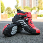 High-quality fashion trend couple motorcycle/cycling shoes