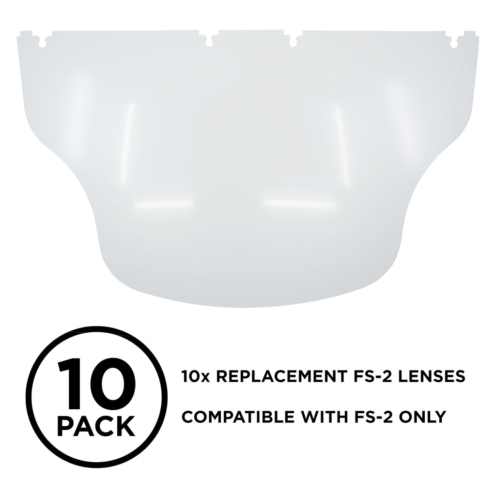 Medspec Protect FS-2 Replacement Shield Lens