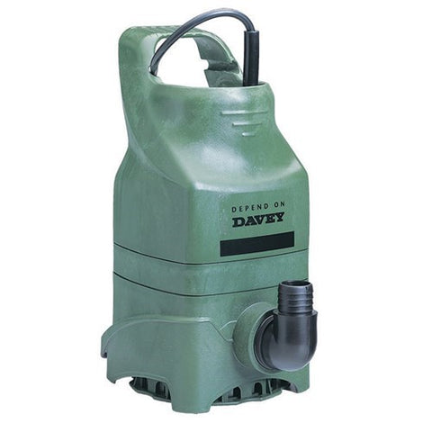 Davey Pond pump 0.75kW 50Hz 240v 1ph