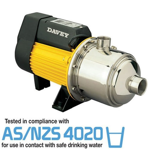 Davey HM60/08 Pump Only