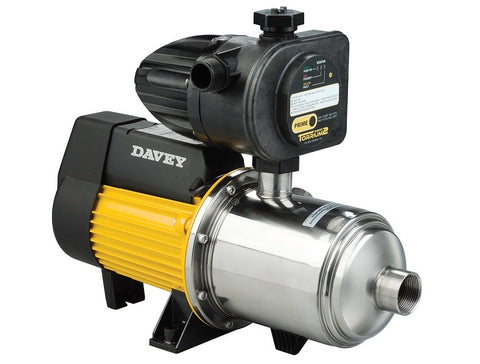 Davey HM90-08T Multistage pump and Torrium