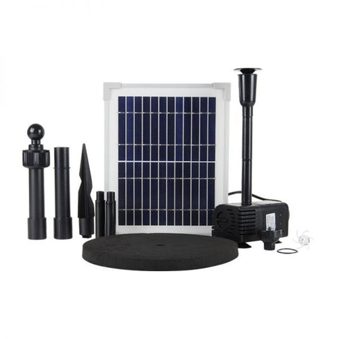 Reefe Solar Fountain Pump